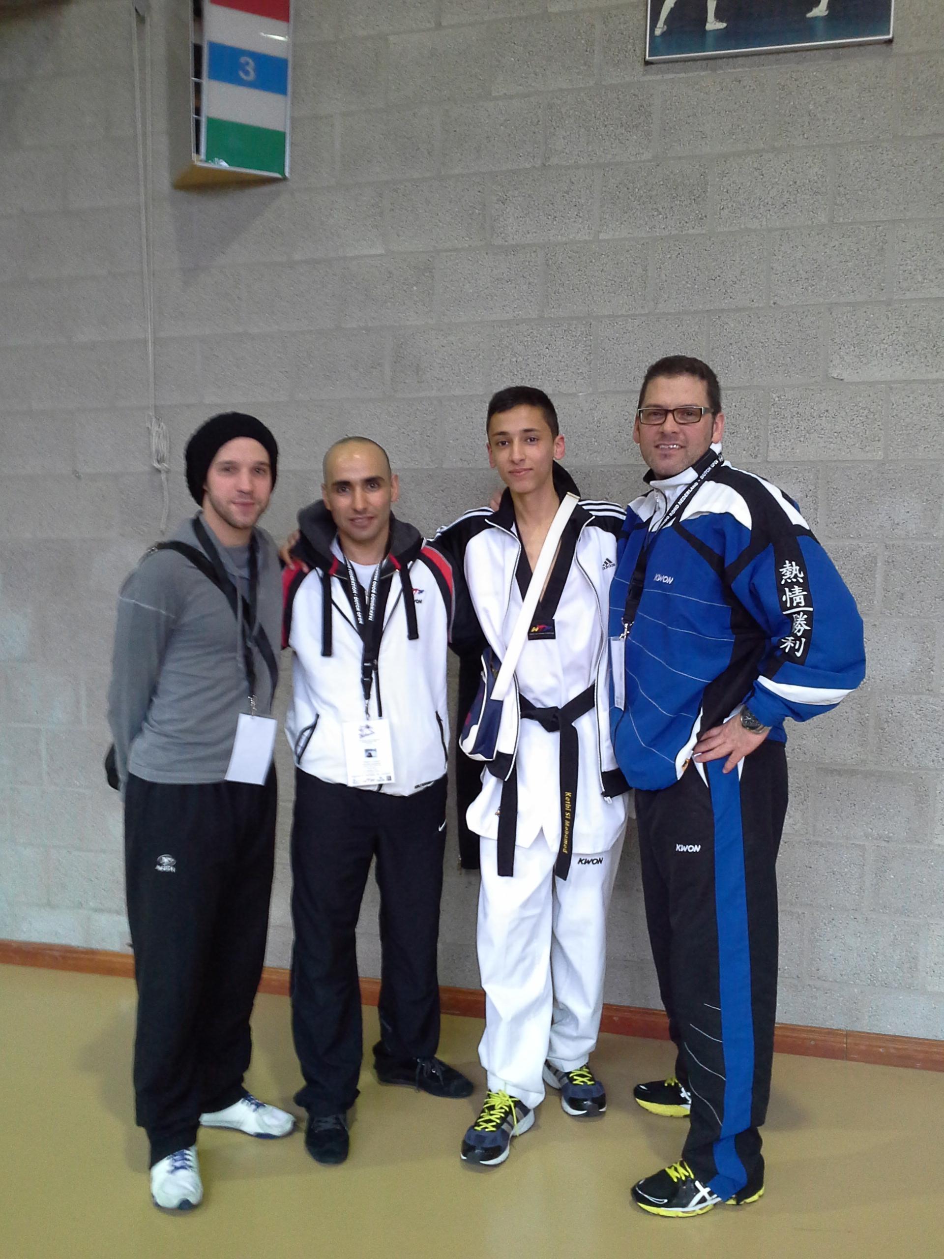 club taekwondo uccle
