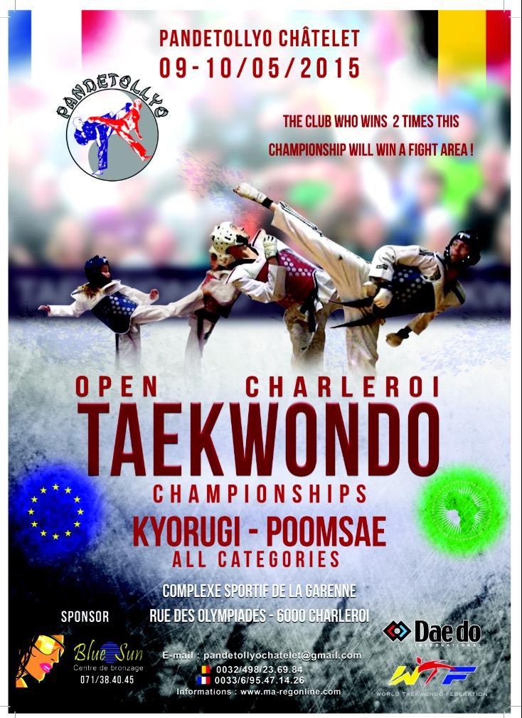 open de charleroi 2015