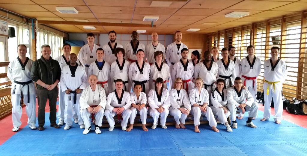 club taekwondo seraing